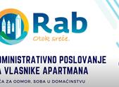 Video edukacija na temu: Administrativno poslovanje za vlasnika apartmana, kuća za odmor i soba u domaćinstvu