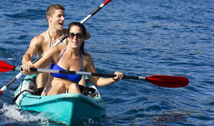 Sea kayak 0