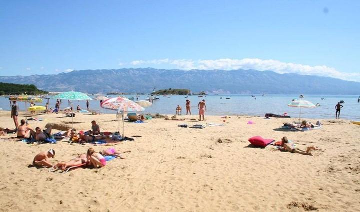 Peščene plaže 0