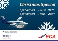 European Coastal Airlines Christmas Special