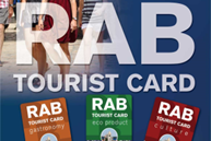 Get a Rab Tourist Card!