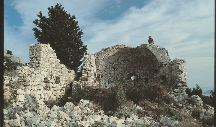 Church of St. Damien in Barbat 0